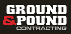Ground and Pound logo