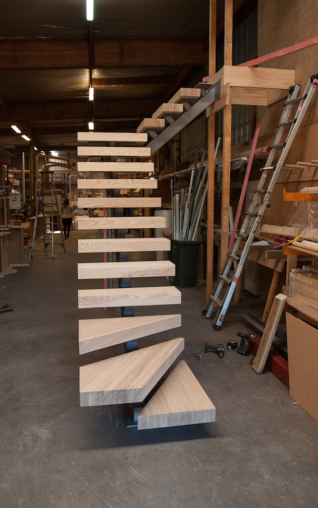 Stylecraft Make All Kinds Of Stairs For Projects Right Across New Zealand While I Was There Couldn T Help But Take A Bunch Photos In The Factory As